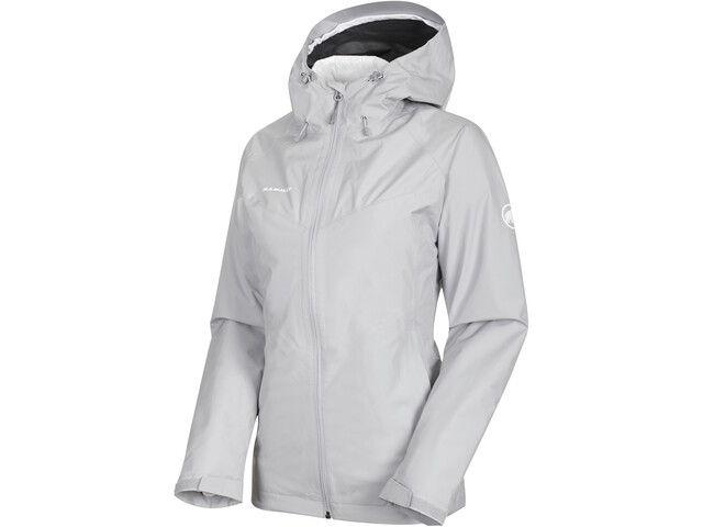 Mammut Convey Giacca Hardshell 3In1 Con Cappuccio Donna, highway/bright white